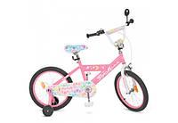 Прекрасный детский Велосипед PROF1 18 дюймов, Butterfly 2