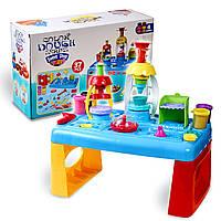 """Игровой набор для лепки """"Фабрика пирожных"""". Набор из пластилина для изготовления пирожных.Подарок для ребенка."""