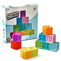 Игрушки для купания развивающие кубики Kaichi.Кубики для купания.Игровые кубики.