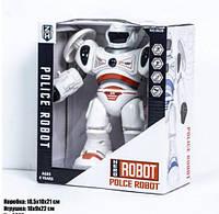 Игрушка робот Полицейский. Робот .Игрушка для мальчика.