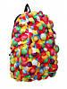 Рюкзак MadPax Luggage Bubble Full (большой). Цвет Don't Burst My. Оригинал из США