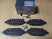 """Колодки тормозные передние на Mercedes VITO (639) 109,111,113,115,120,122 CDI 2003>; """"LPR"""" 05P1228 - Италия, фото 1"""