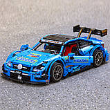 Дитячий конструктор на радіокеруванні спортивний автомобіль Mercedes Benz C63 1:8 на 1989 дет., фото 7