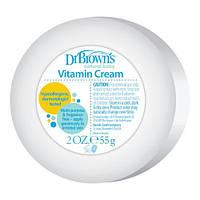 Успокаивающий витаминный детский крем Dr. Brown's
