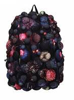 Рюкзак MadPax Luggage Bubble Full (великий). Колір Sparks After Dark. Оригінал з США, фото 1