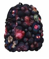 Рюкзак Madpax Bubble Half Pack (середній) Колір Sparks After Dark. Оригінал із США., фото 1