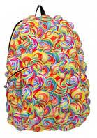 Рюкзак MadPax Luggage Bubble Full (большой). Цвет Lolipop . Оригинал из США, фото 1