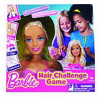 Манекен для причесок Barbie Hair Challenge Board Game, фото 1