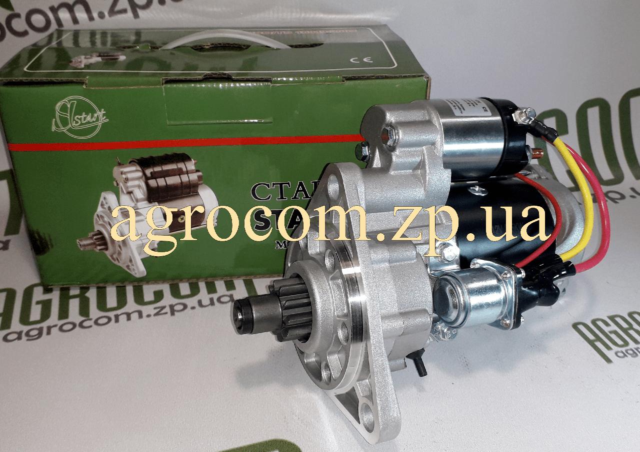 Стартер редукторний 24В 4,5 кВт МТЗ, ЮМЗ, Т-40.