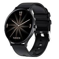 Умные часы Lemfo QW13 с пульсоксиметром (Черный)