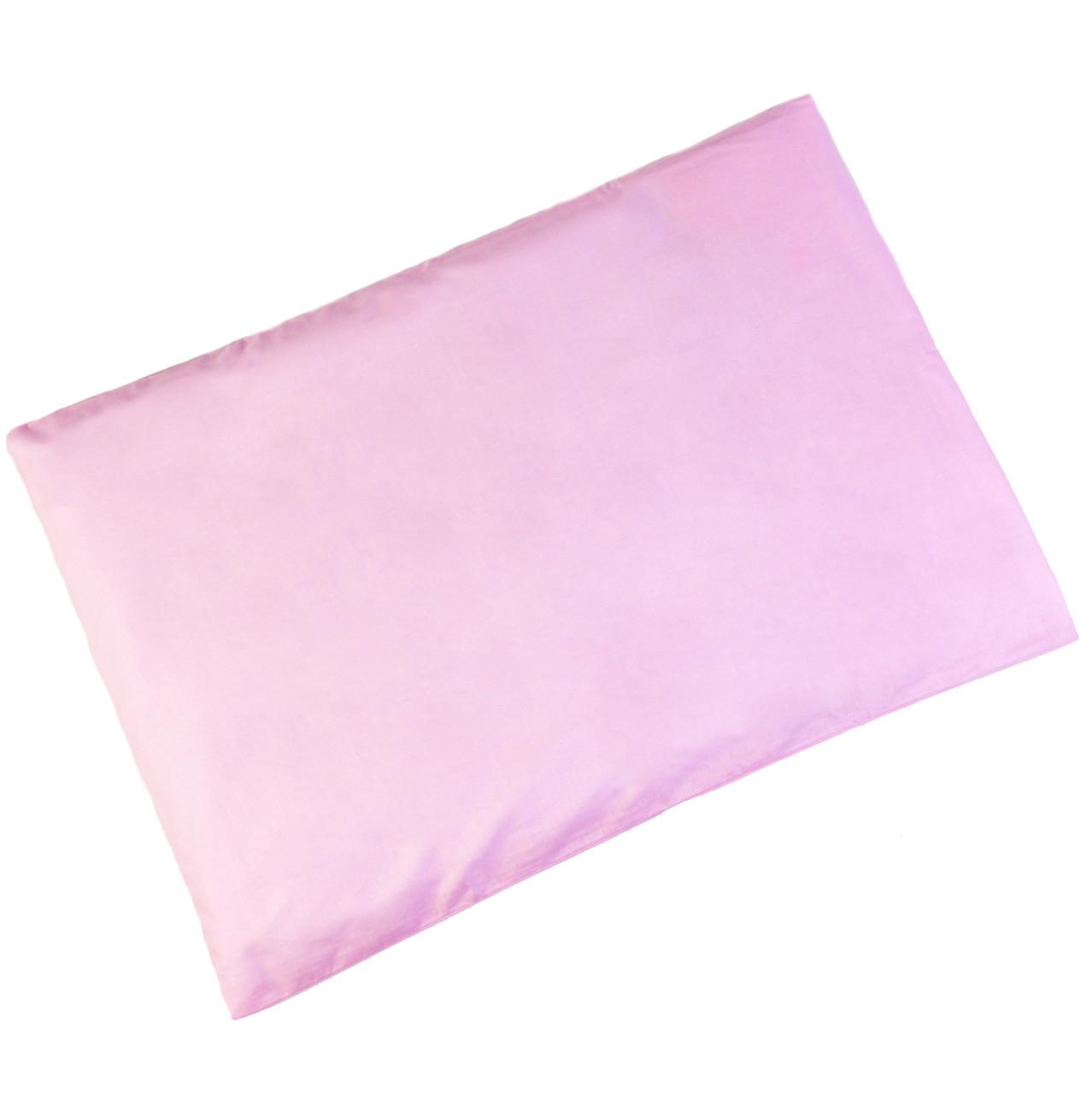 Наволочка Baby Veres 60*40 розовый