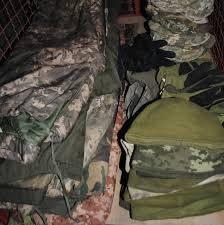 Тактичний одяг