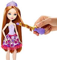 Лялька Холлі Охайр Стильні зачіски Ever After High Holly O Hair Style Hairstyling Holly