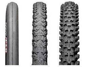 Велосипедні шини