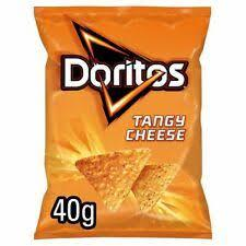 Чипсы Doritos Tangy Cheese, 70 г