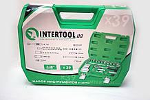 Набір інструментів INTERTOOL ЕТ-6039sp
