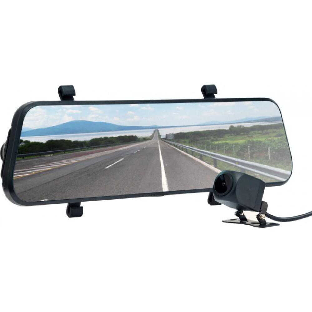 Зеркало с видеорегистратором Globex GE-801WR Full HD