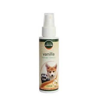 Духи для хорьков и щенков с запахом ванили,100 мл