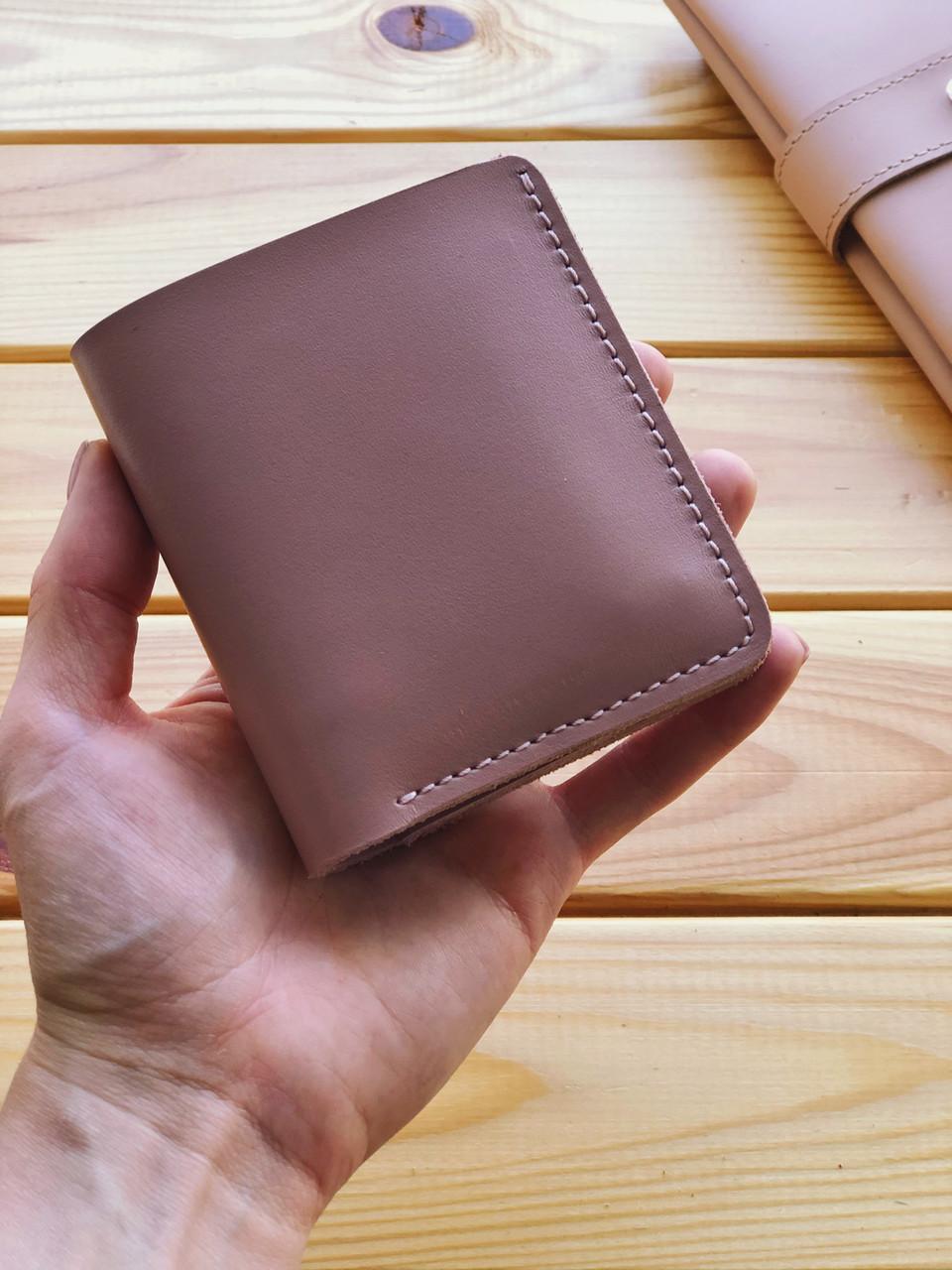 Женский кожаный кошелек Skye (Ручная работа)