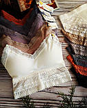 К3031 Жіночий комплект білизни Топ з трусиками різні кольори, фото 9