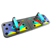 Тренажер, платформа доска спортивная для отжиманий Foldable Push Up Board JT-006