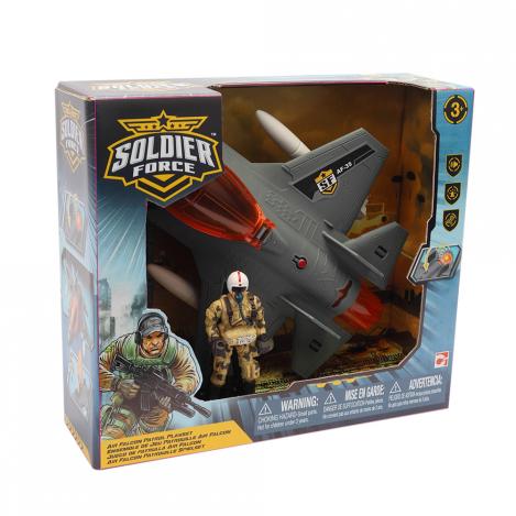 Игровой набор солдаты air falcon patrol (545050)