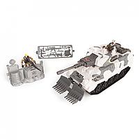 Ігровий набір військовий солдати desert tank танк chap mei (545058), фото 2