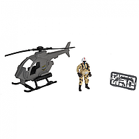Игровой набор солдаты patrol helicopter chap mei (545006), фото 2