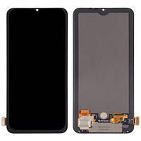Дисплей Xiaomi Mi 10 Lite black with touchscreen FULL orig