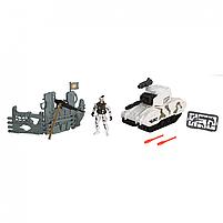 Игровой набор солдаты tanker swift attax chap mei (545008-1), фото 2