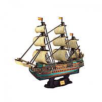 Трехмерная головоломка-конструктор испанская армада сан флипе cubicfun (T4017h), фото 2