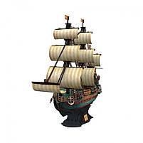 Трехмерная головоломка-конструктор испанская армада сан флипе cubicfun (T4017h), фото 4