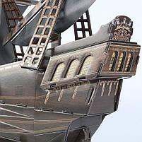 Тривимірна головоломка-конструктор корабель помста королеви Анни СubicFun (T4005h), фото 4