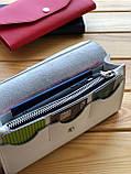 Жіночий шкіряний гаманець Grase (Ручна робота), фото 5