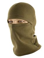 Балаклава-ніндзя Elite фліс 260г/м2 колір світло-оливковий (40402062)