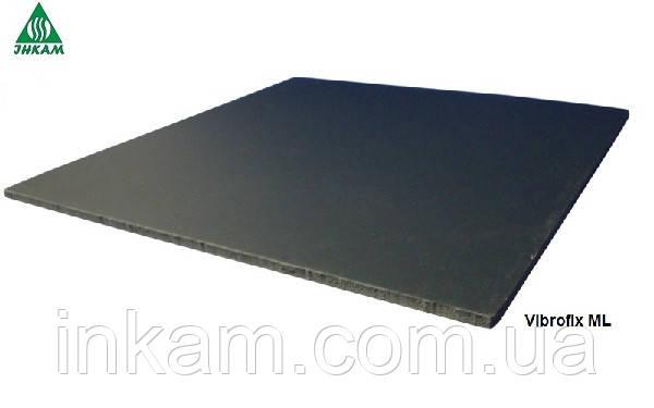 Звукоизоляционные материалы для стен Vibrofix ML 1200х1200х2,6мм самоклеющиеся