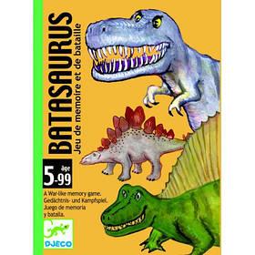 Карткова гра динозаври djeco (DJ05136)
