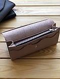 Женский кожаный кошелек Grase (Ручная работа), фото 4
