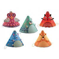 Набір шапочок для свята аніме Ріголь djeco (DJ02077), фото 2