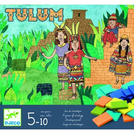 Настольная игра tulum djeco (DJ08400)