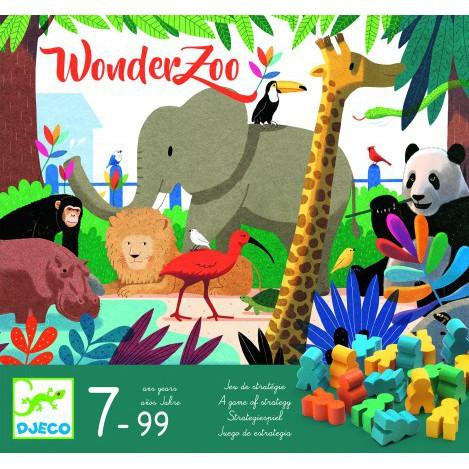 Настольная игра wonderzoo djeco (DJ08402)
