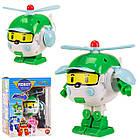 Трансформеры Robocar Poli - Поли Робокар набор из 4 героев, фото 3