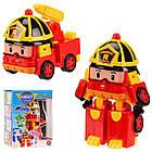 Трансформеры Robocar Poli - Поли Робокар набор из 4 героев, фото 4