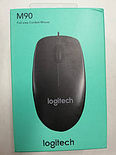 USB Миша Logitech M90