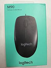 USB Мышь Logitech M90