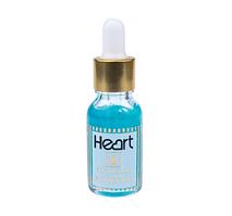 Heart Cuticle Remover - Гель кислотный для удаления кутикулы -  Синий, 15 мл