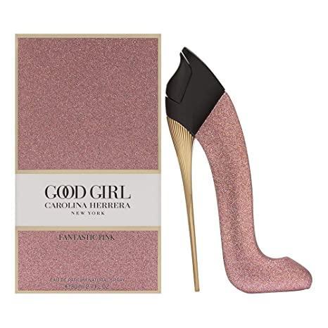 Оригинал женская парфюмированная вода Carolina Herrera Good Girl Fantastic Pink