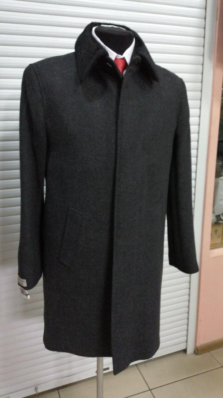Пальто мужское зимнее West-Fashion модель L-10p