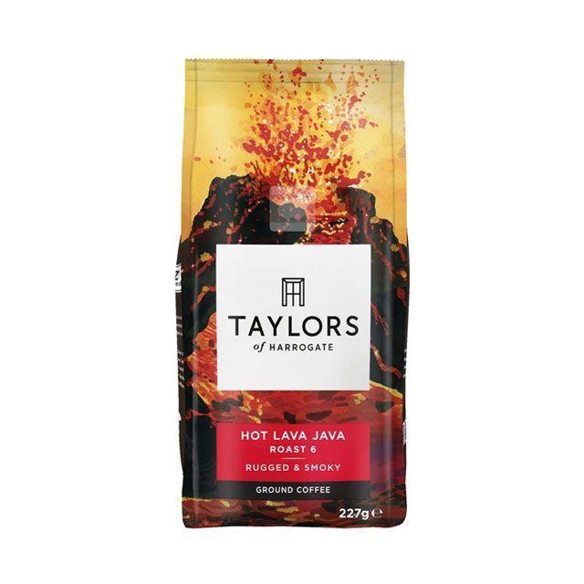 Taylors Hot Lava Java Coffee, 227 г