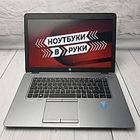 """Игровой HP EliteBook 850 G2 15"""" (i5-5300u 4х2.90GHz / 8 Gb DDR3 / SSD 128 Gb / HD 5500)"""